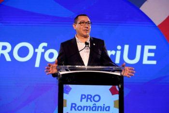 Ponta deschide lista de candidaţi
