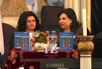 Manuela Breban şi Nadia Fărcaş