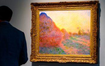 """""""Căpiţele"""" lui Monet"""