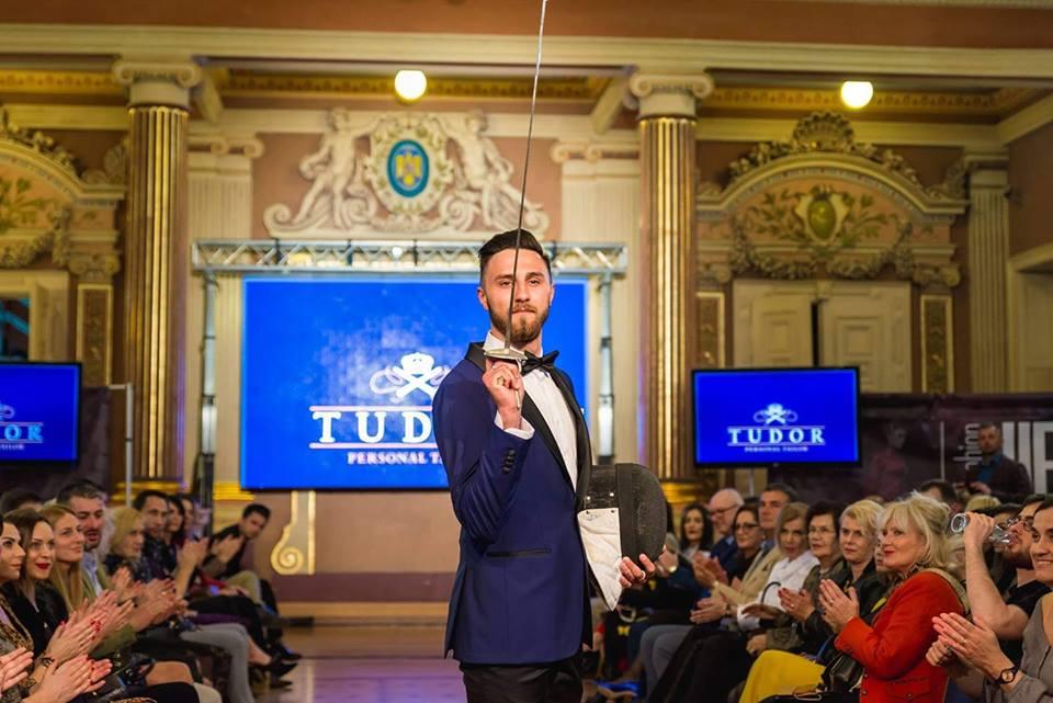 Sursă foto: Facebook - Tudor. Personal Tailor