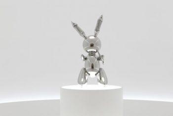 Iepurele lui Jeff Koons