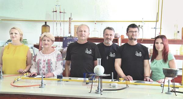 Festivalul din Ardud a fost prezentat într-o conferinţă de presă în laboratorul de chimie al Colegiului Naţional Ioan Slavici