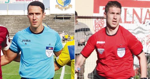 Ovidiu Mazilu și Szabolcs Kovacs