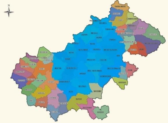 Zona metropolitana Satu Mare