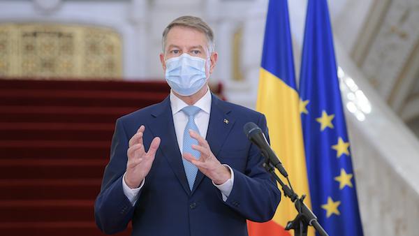 PreşedinteleKlaus Iohannis