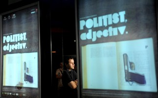 CORNELIU PORUMBOIU - CONFERINTA - FILM - POLITIST, ADJECTIV